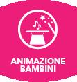 circuito si sposa - Bologna Autunno - Animazione bambini
