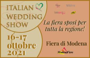 Italian Wedding Show 2021 Modena