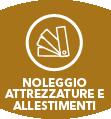 circuito si sposa - Italian Wedding Show - noleggio attrezzature e allestimenti