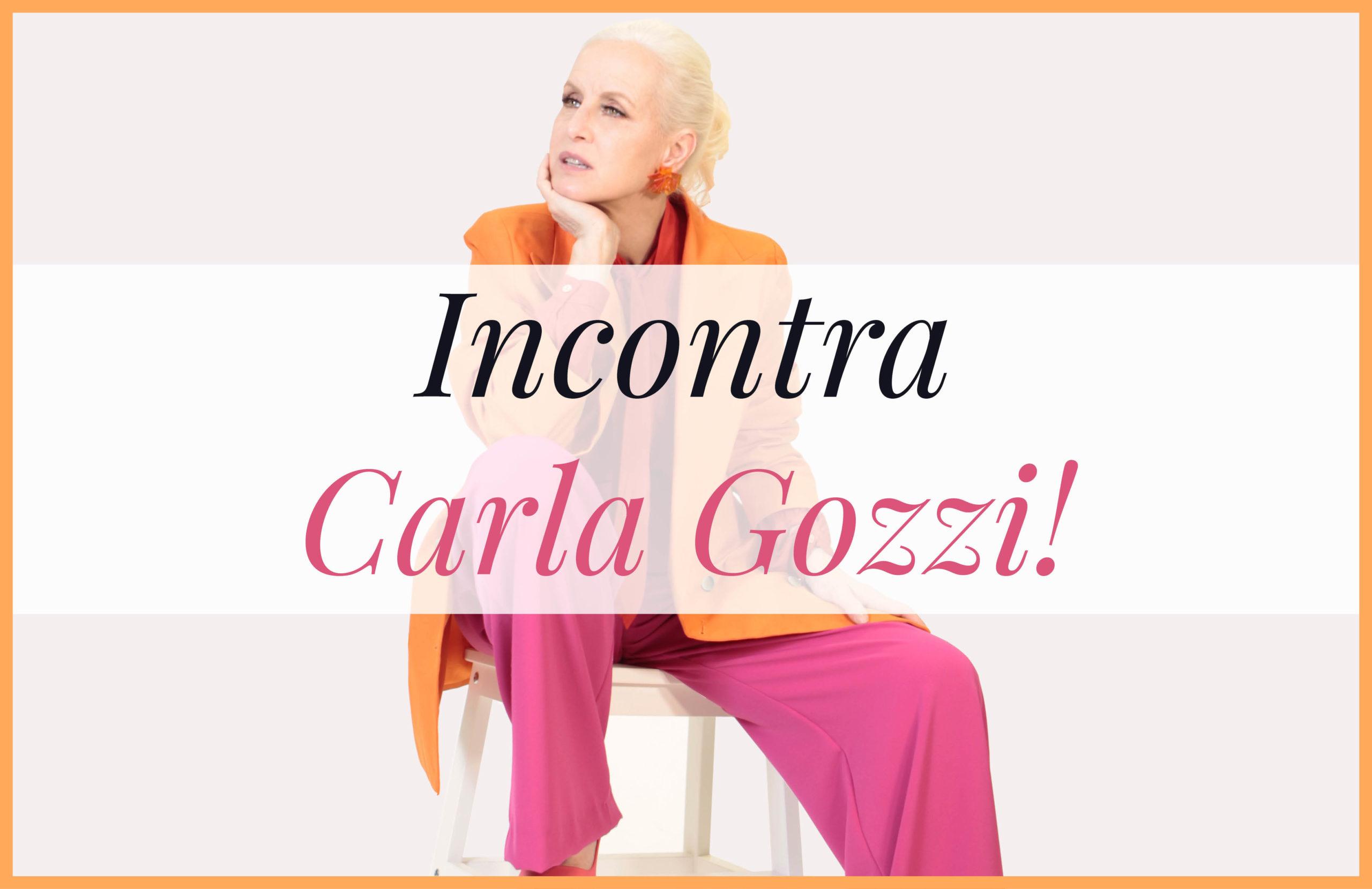 Incontra Carla Gozzi